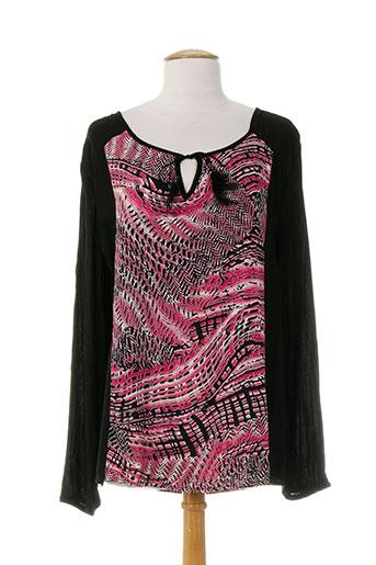 mystic chemises femme de couleur rose