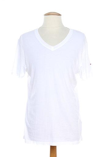eden park t et shirts et tops homme de couleur blanc