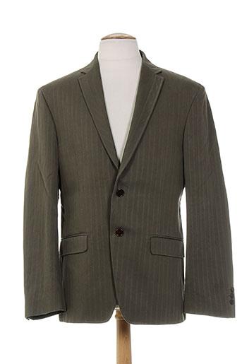 kenzo vestes homme de couleur marron
