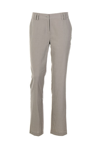 les p'tites bombes pantalons femme de couleur gris