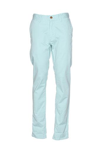 quiksilver pantalons homme de couleur vert
