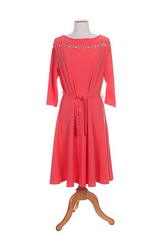 femmes je vous aime robes femme de couleur orange