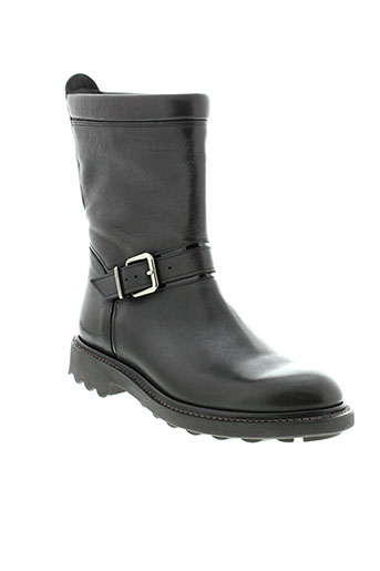 robert et clergerie boots femme de couleur noir