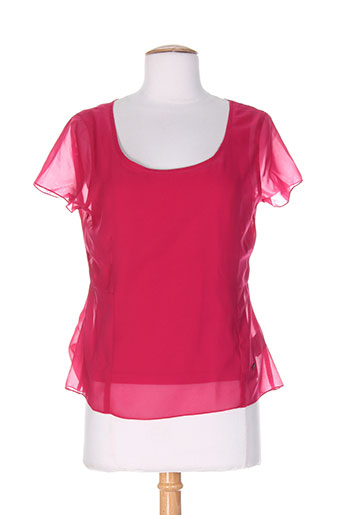 salt EFFI_CHAR_1 pepper t et shirts et tops femme de couleur rose