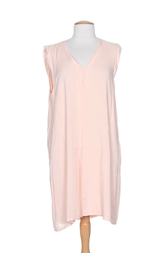 black mojito robes femme de couleur rose