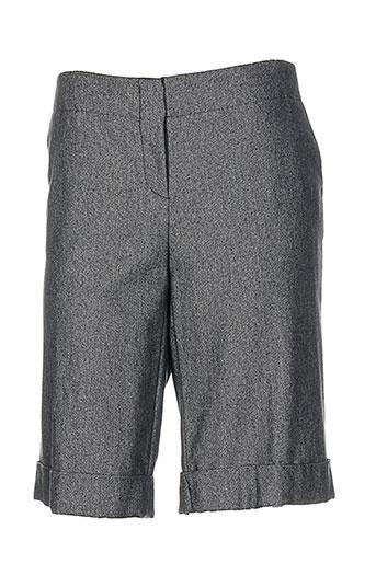 arayal shorts / bermudas femme de couleur gris