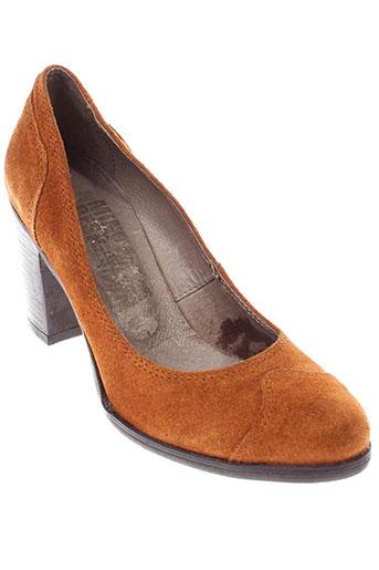 minka et design escarpins femme de couleur marron
