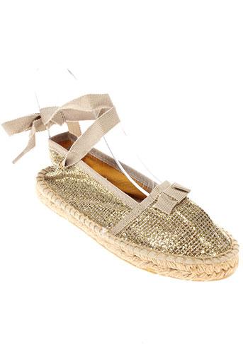 pare gabia chaussures fille de couleur jaune
