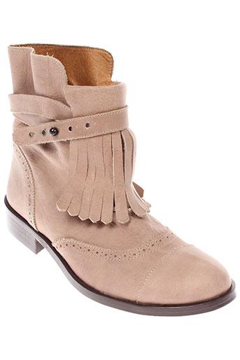 tatoosh chaussures femme de couleur beige