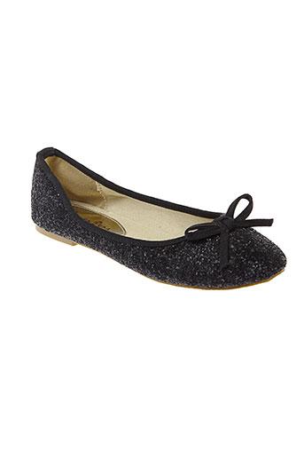 alma en pena chaussures femme de couleur noir