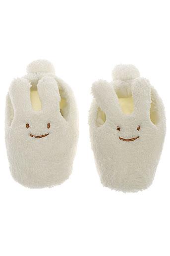 trousselier chaussures enfant de couleur beige