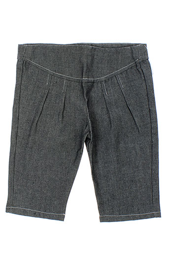 minizabi pantalons enfant de couleur noir