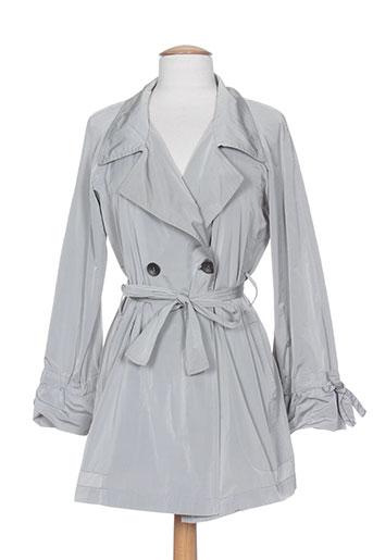 gerard darel manteaux femme de couleur gris