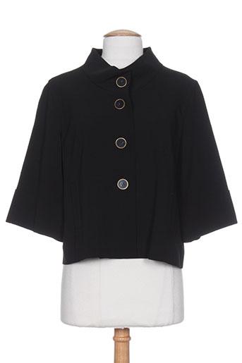 gerard darel vestes femme de couleur noir