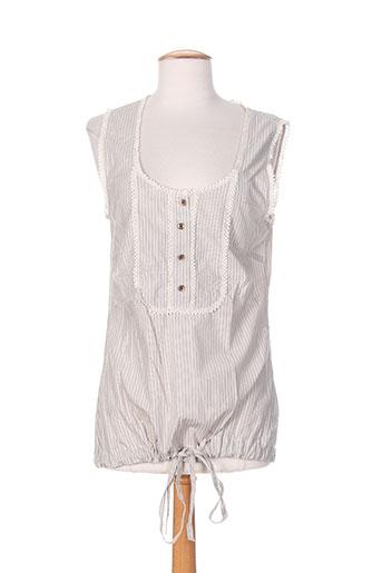 blend chemises femme de couleur gris