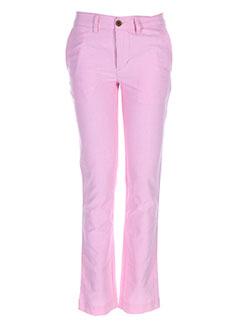 Pantalon chic rose RALPH LAUREN pour fille