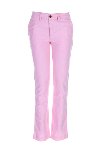 ralph et lauren pantalons et citadins fille de couleur rose