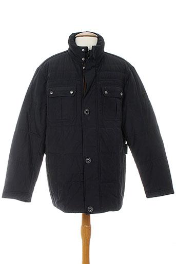 cabano vestes homme de couleur noir