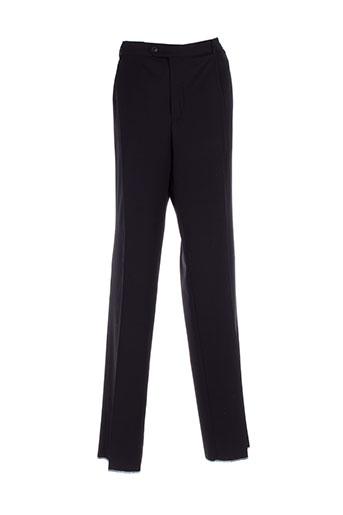 glove story pantalons homme de couleur noir