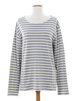 Produit-T-shirts / Tops-Femme-ARMOR LUX