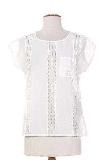 levis t et shirts et tops femme de couleur blanc