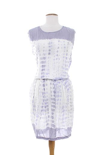 charlie joe robes femme de couleur violet