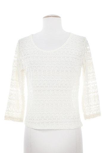 natura chemises femme de couleur beige