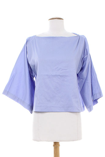 antonello serio chemises femme de couleur violet
