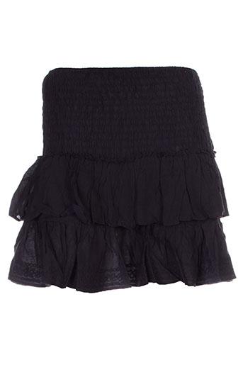 redsoul jupes femme de couleur noir