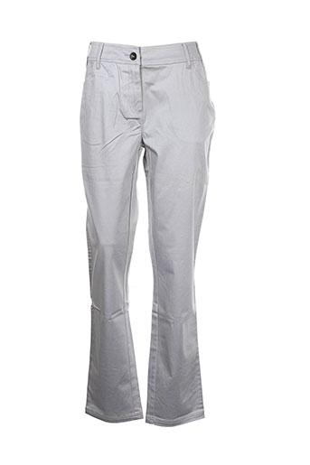 salt et pepper pantalons et decontractes femme de couleur gris