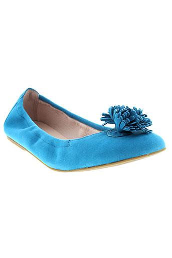 unisa ballerines femme de couleur bleu