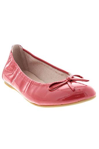 unisa ballerines fille de couleur rose