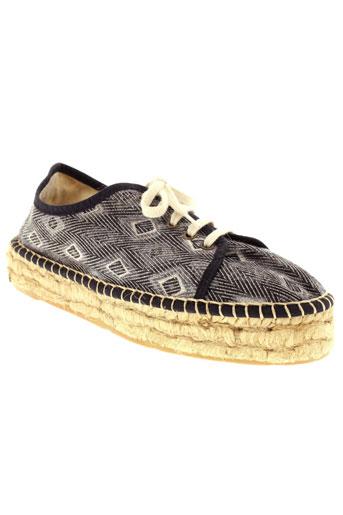 lune EFFI_CHAR_1 l'autre chaussures femme de couleur gris