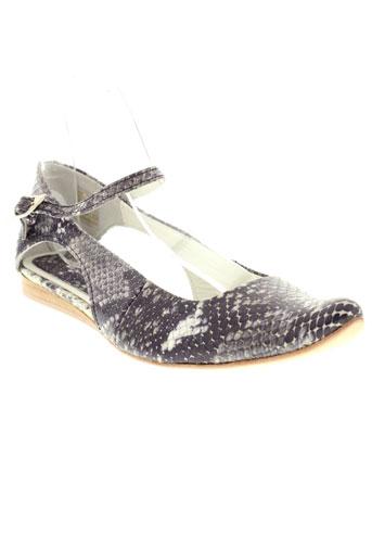 ippon styl chaussures femme de couleur gris