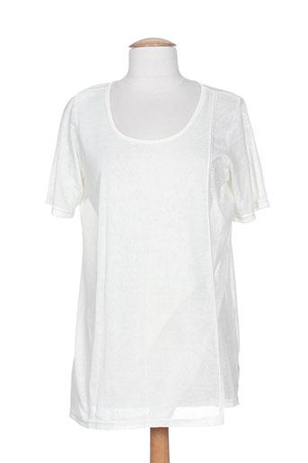 elie bonnie chemises femme de couleur beige
