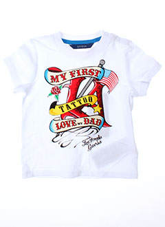 Produit-T-shirts / Tops-Fille-GUESS
