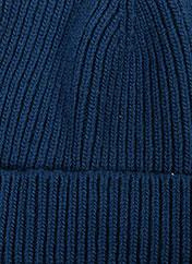 Bonnet bleu BENETTON pour garçon seconde vue