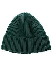 Bonnet vert BENETTON pour garçon seconde vue