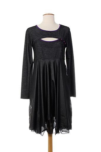 coyote girls robes femme de couleur noir