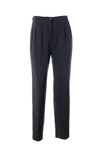 modissimo pantalons femme de couleur gris