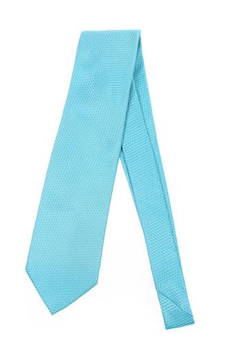olymp accessoires homme de couleur bleu