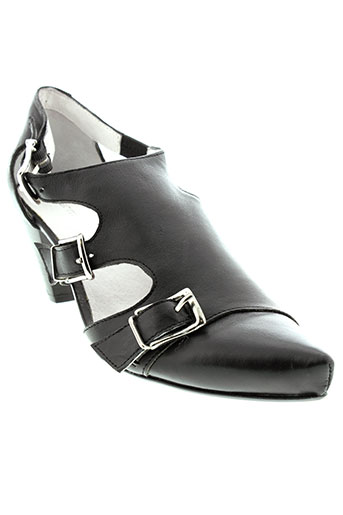 armaro chaussures femme de couleur noir
