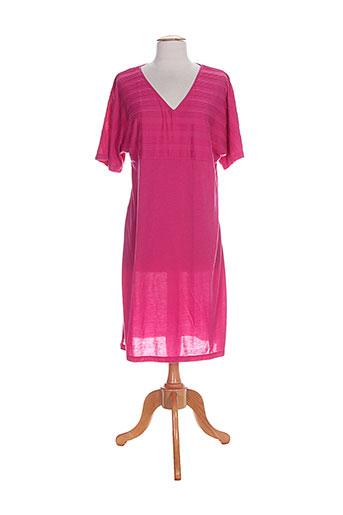 christian et cane chemises et de et nuit femme de couleur rose