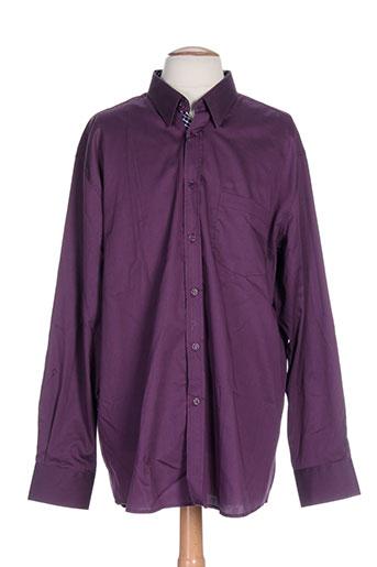 louis victor chemises femme de couleur violet