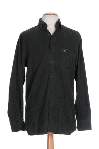 jezequel chemises homme de couleur gris
