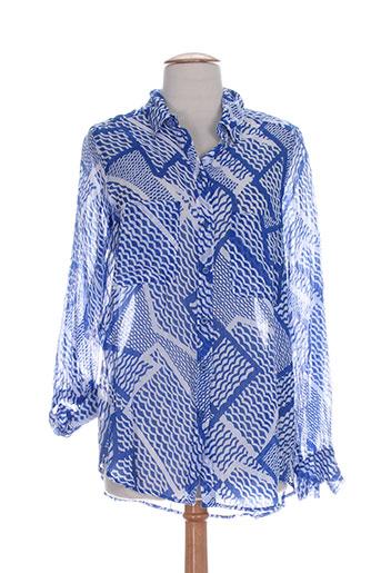 seafolly tuniques femme de couleur bleu
