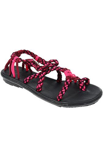 la marine chaussures femme de couleur rose