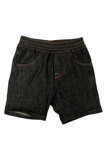 catimini shorts / bermudas garçon de couleur noir
