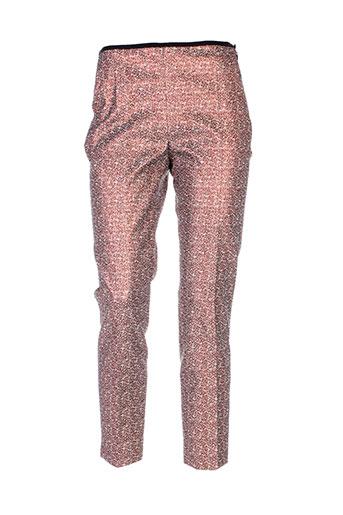 dorothee schumacher pantalons femme de couleur orange