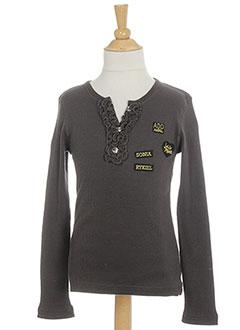 Produit-T-shirts / Tops-Fille-SONIA RYKIEL